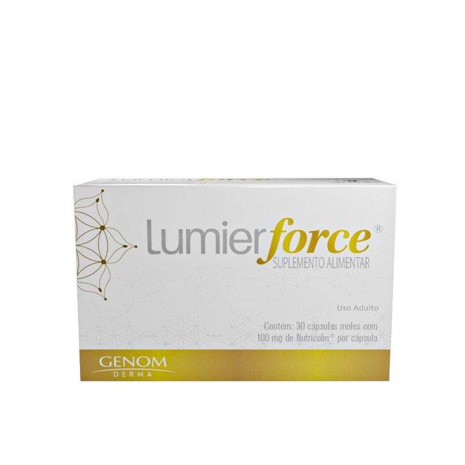 Lumier Force 30 cápsulas Genon