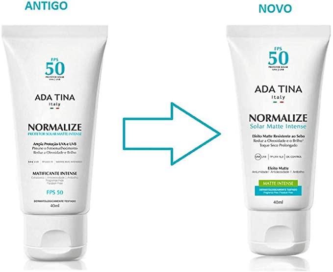 NORMALIZE MATTE INTENSE FPS50 40ml - Ada Tina