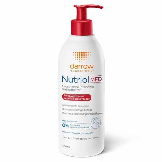 Nutriol Med Loção Hidratante Darrow com 500ml