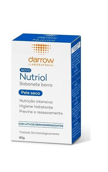 NUTRIOL SABONETE BARRA 70g - Darrow