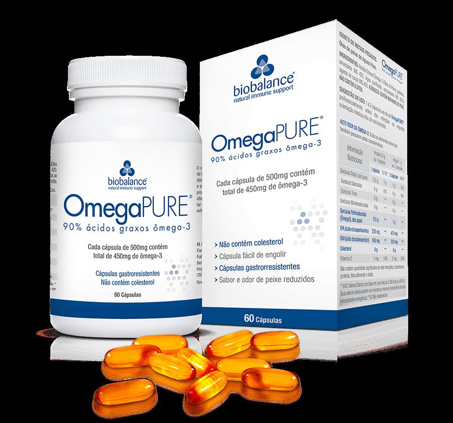 OMEGA PURE 60 Cápsulas - Biobalance
