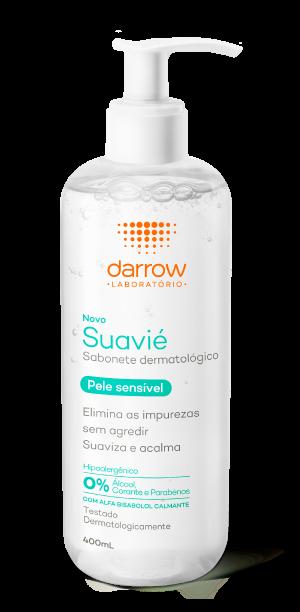 Suavie Sabonete Liquido 400ml - Darrow
