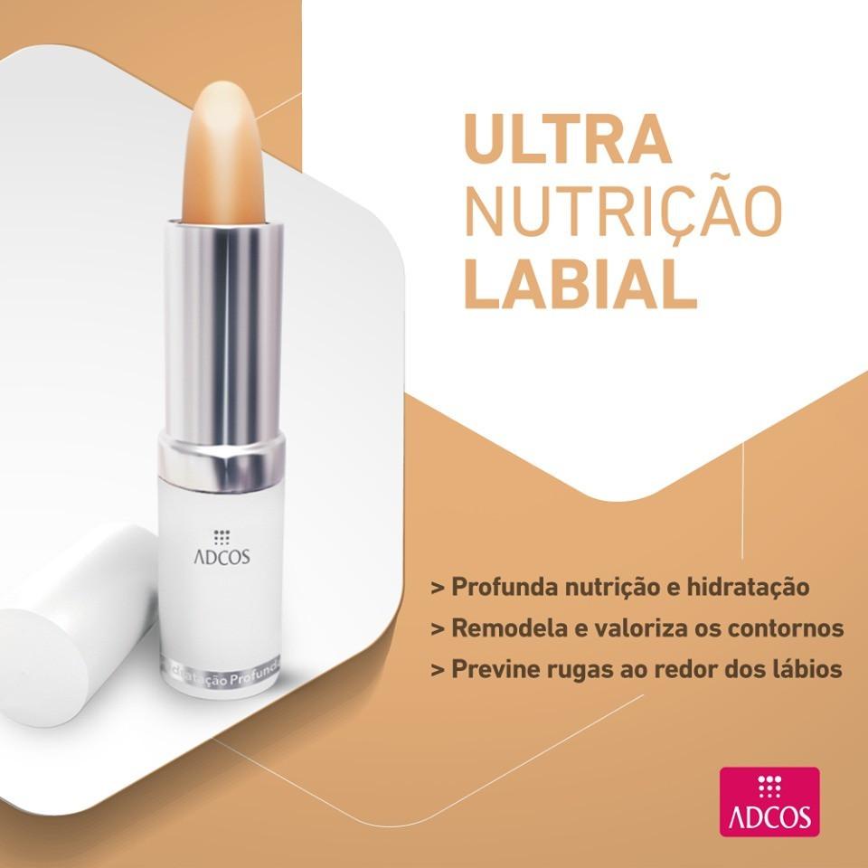 ULTRA NUTRIÇÃO LABIAL 3,5g - Adcos