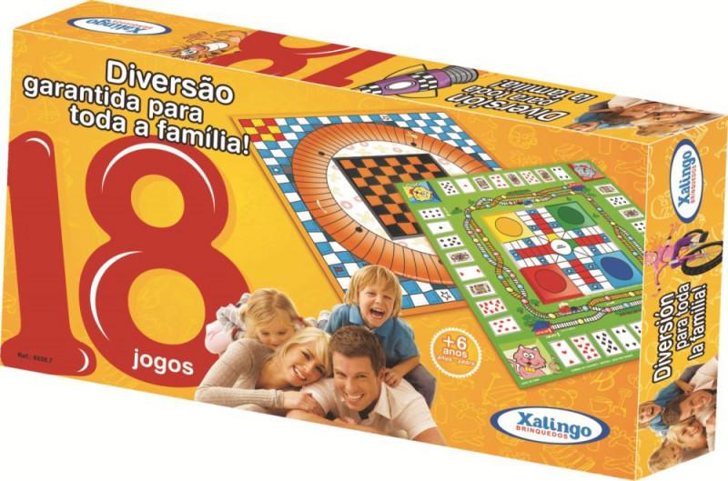 18 Jogos Clássicos