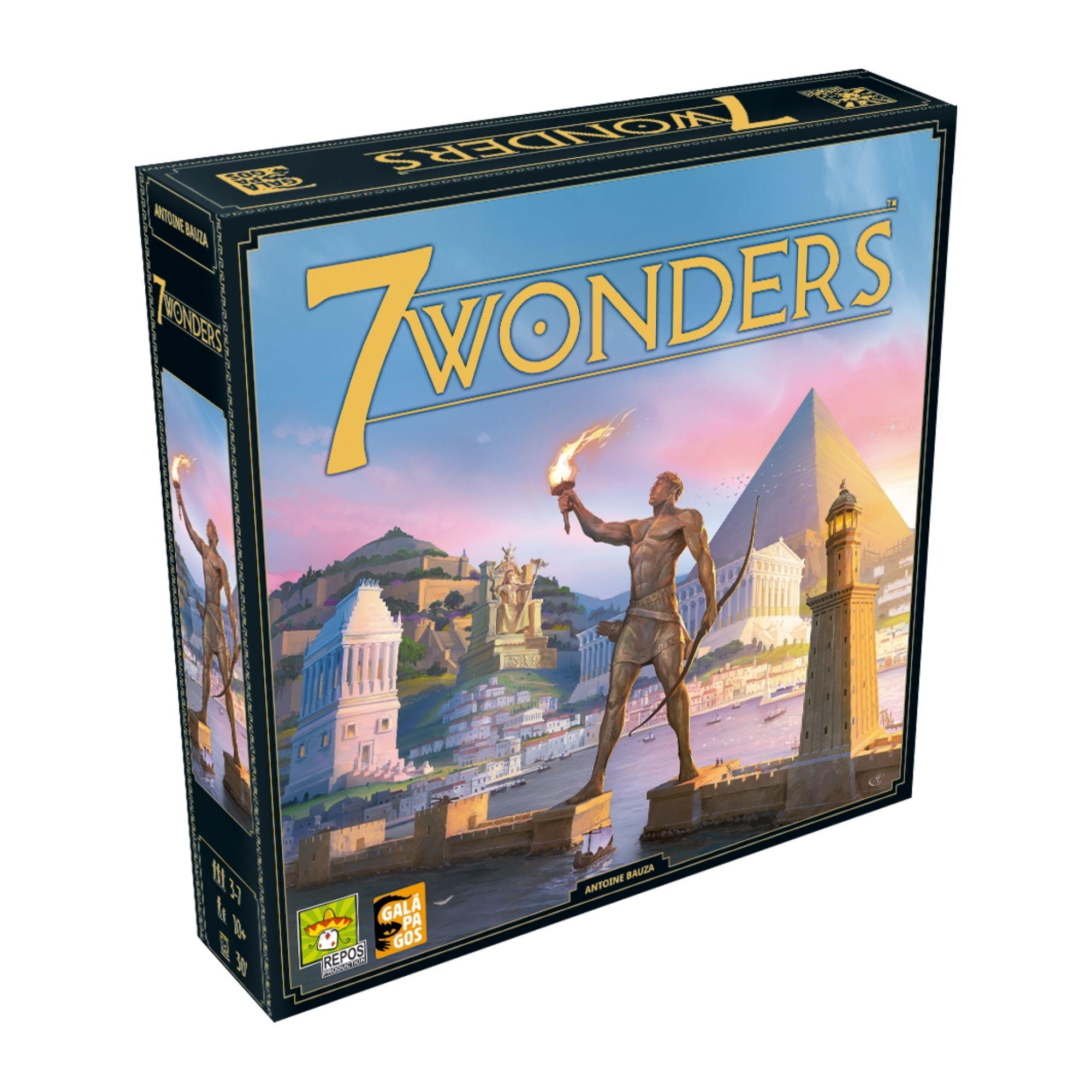 7 Wonders (2ªed)