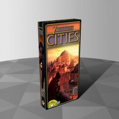 7 Wonders: Cidades - Expansão