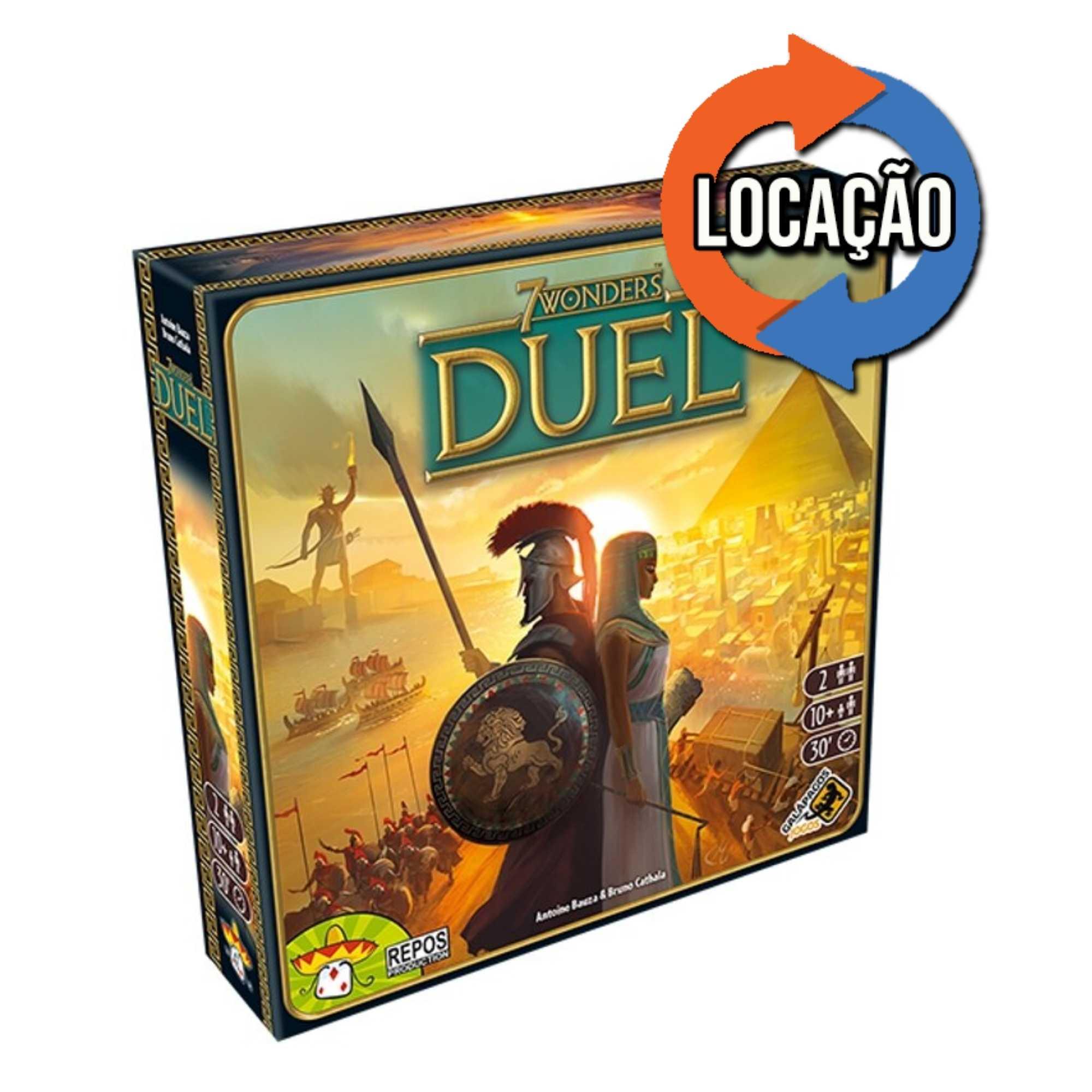 7 Wonders Duel (Locação)