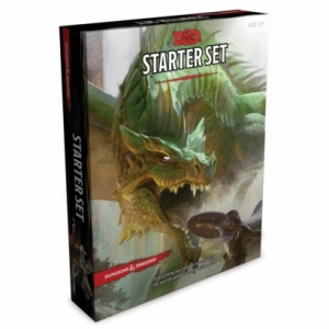 Starter Set - Kit Inicial - Dungeons & Dragons