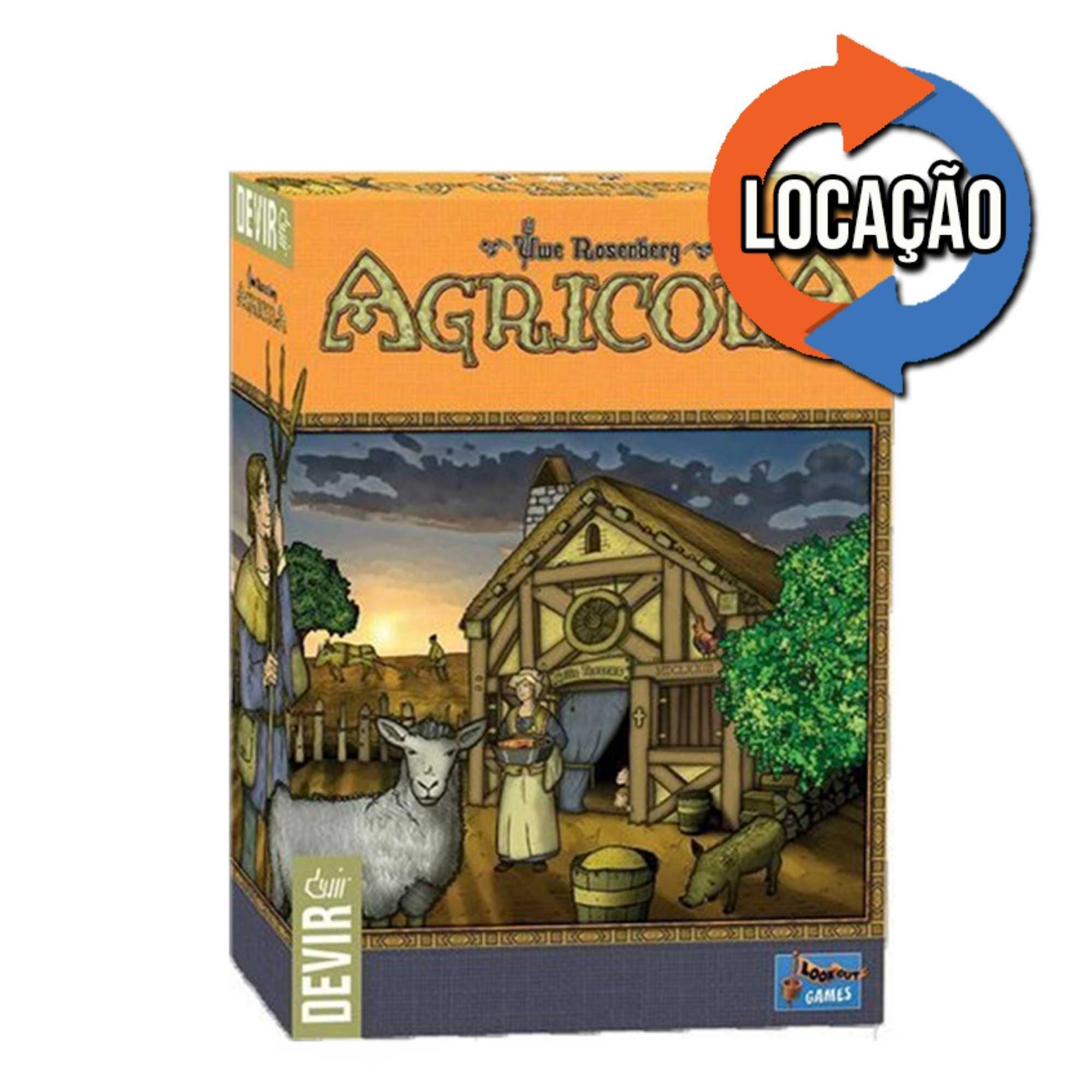 Agricola (Locação)