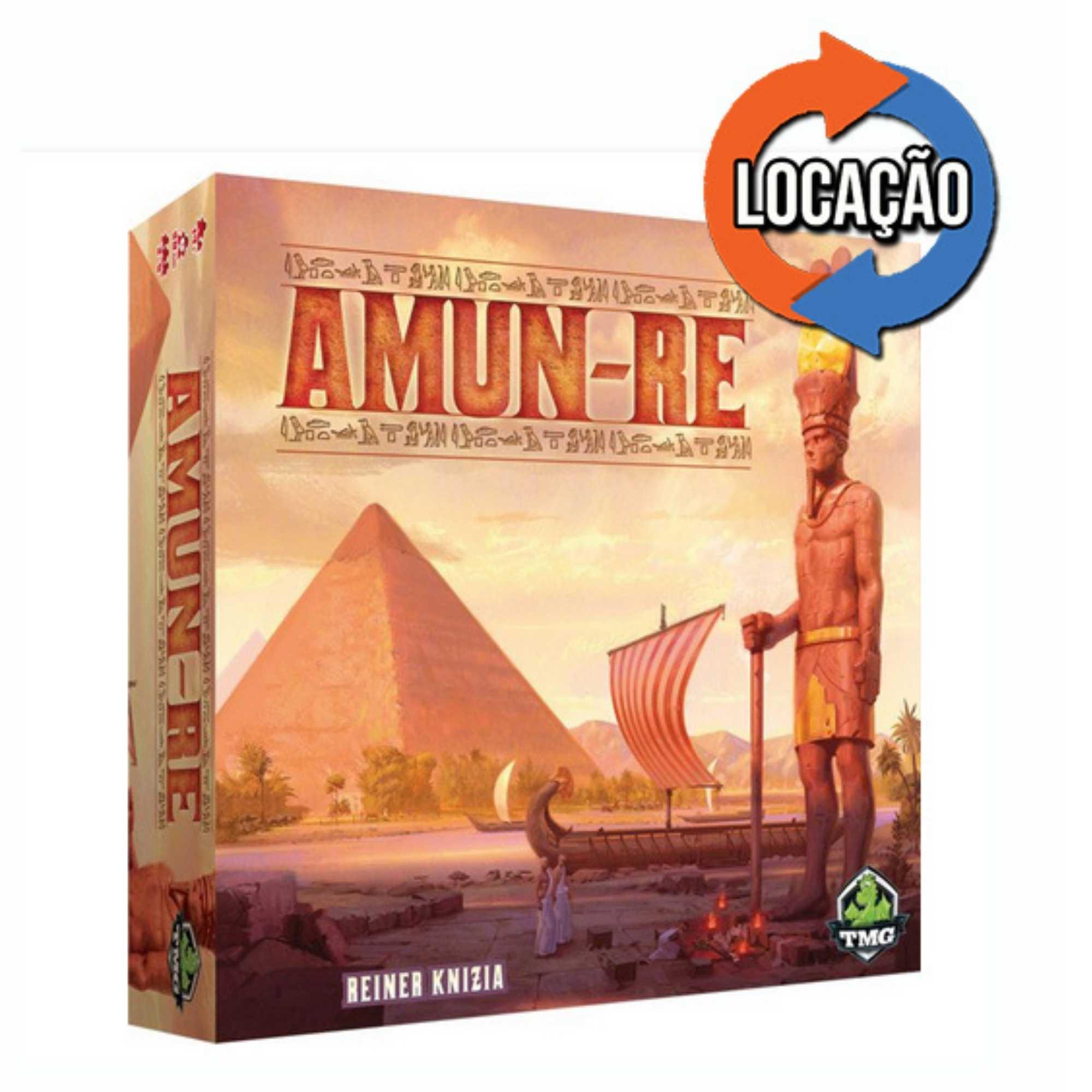 Amun-Re (Locação)