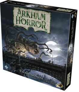 Arkham Horror 3ª ed - Calada da Noite - Expansão
