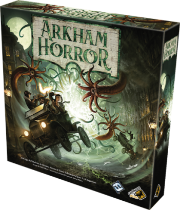 Arkham Horror: Board Game (3ª Edição)