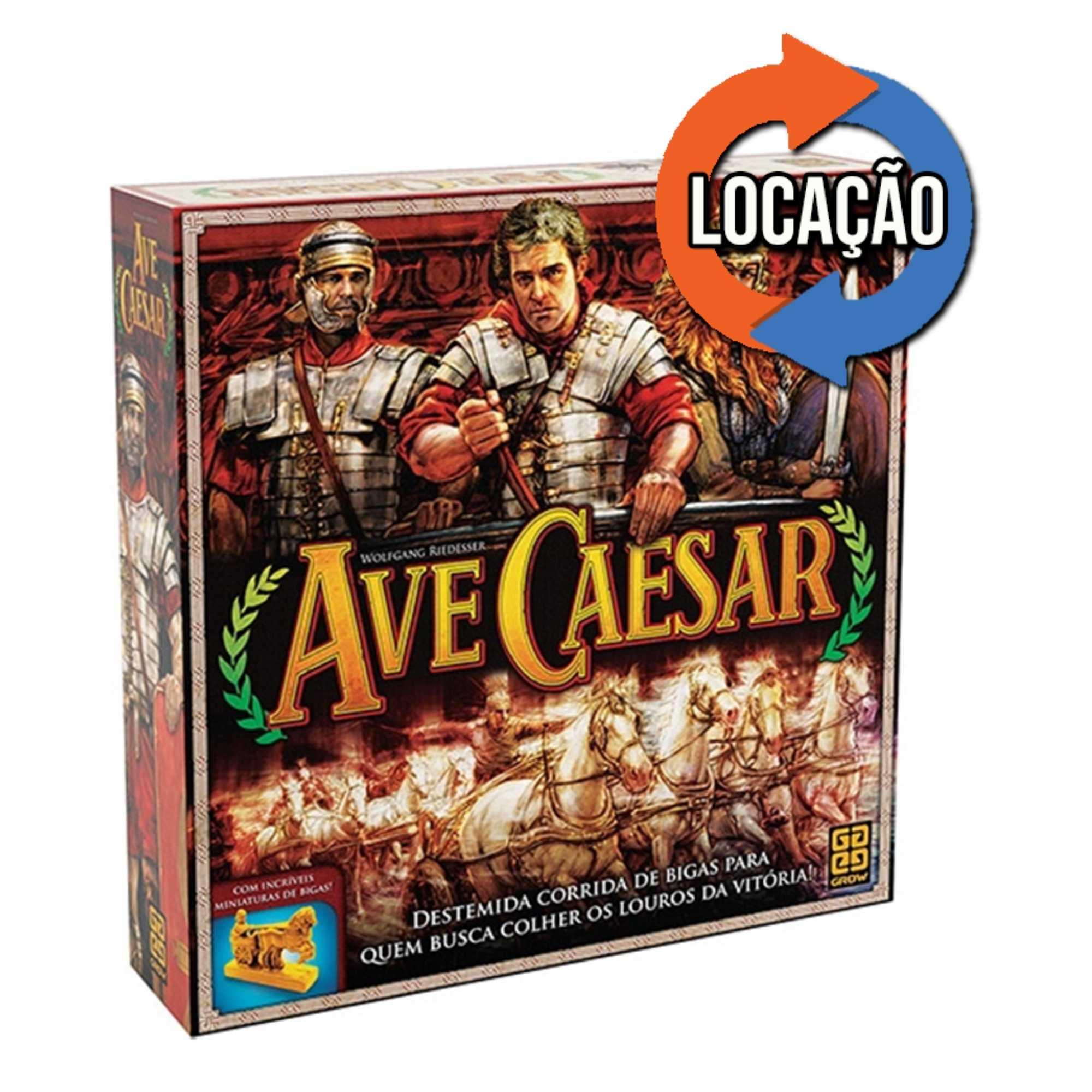 Ave Caesar (Locação)