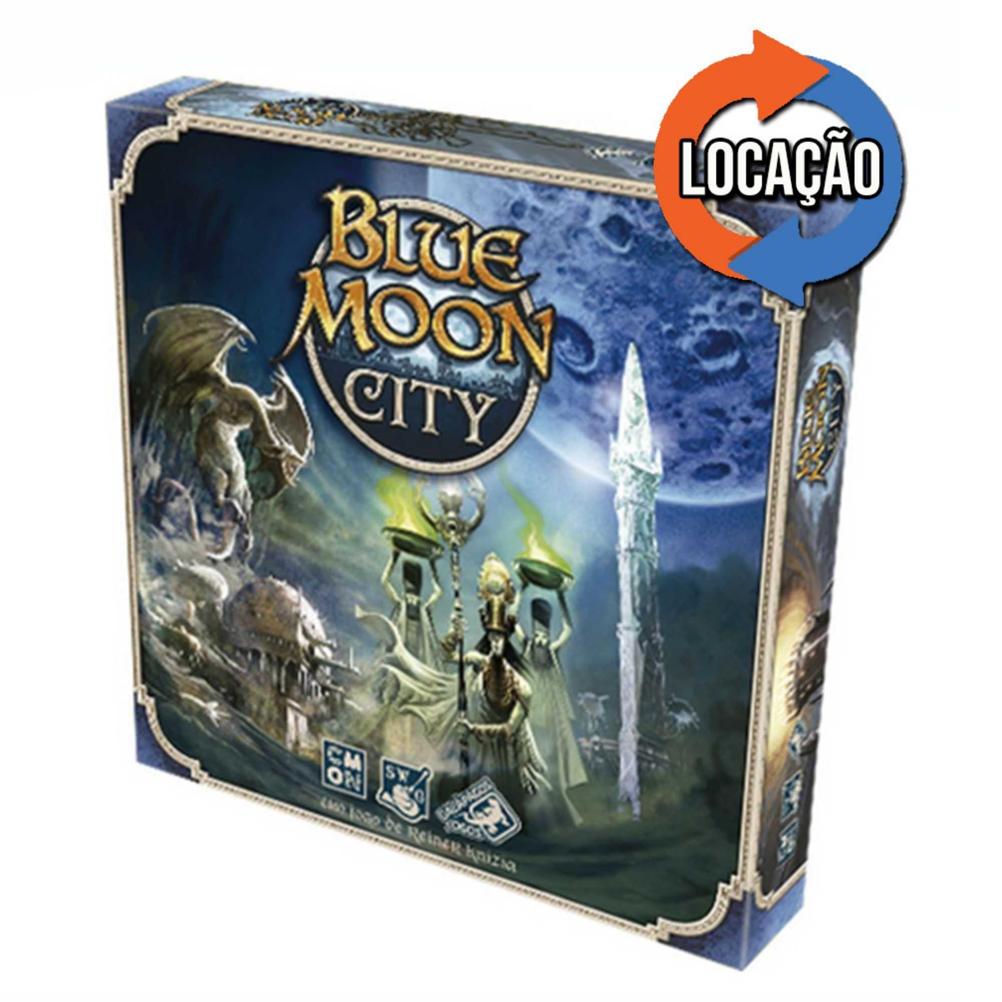 Blue Moon City (Locação)