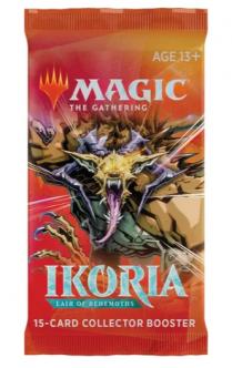 Booster Avulso Collector Ikoria Terra de Colossos (Inglês) - Magic: The Gathering