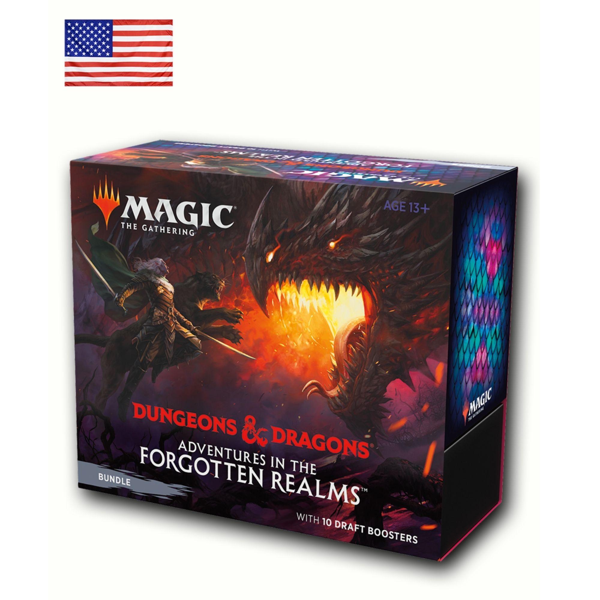 Bundle Adventures in the Forgotten Realms (Inglês)