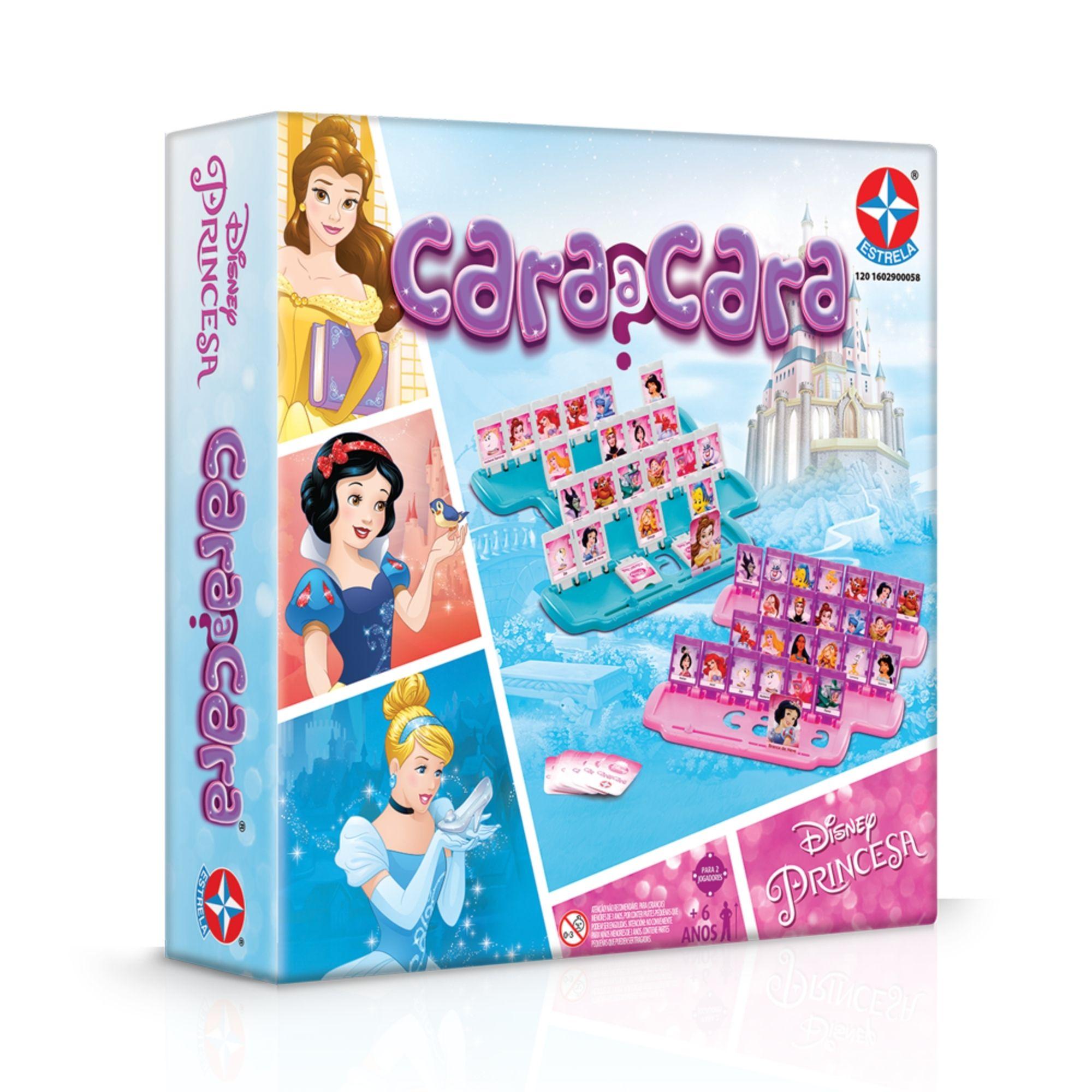 Cara a Cara Princesas Disney