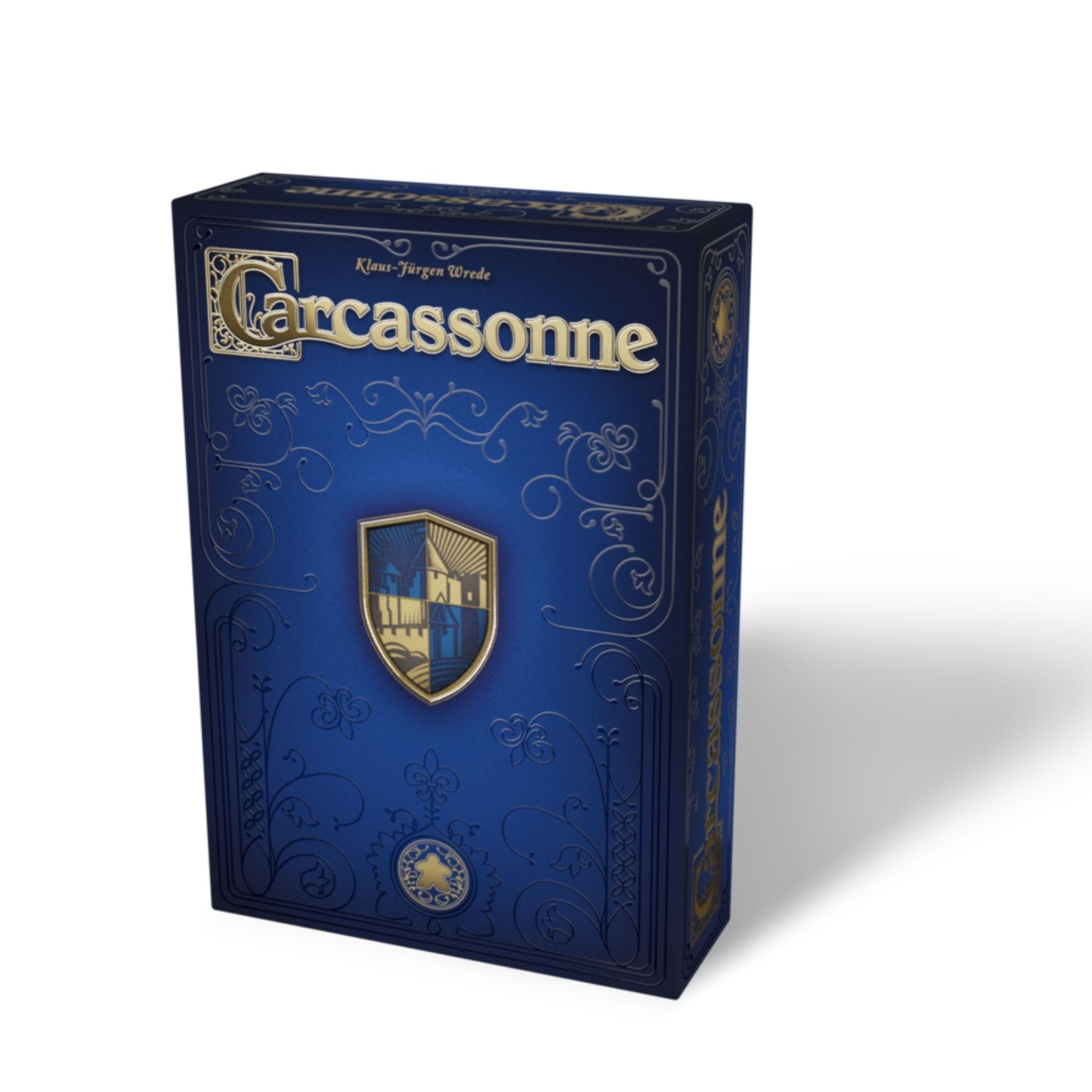 Carcassonne Edição 20 Anos (Pré Venda)