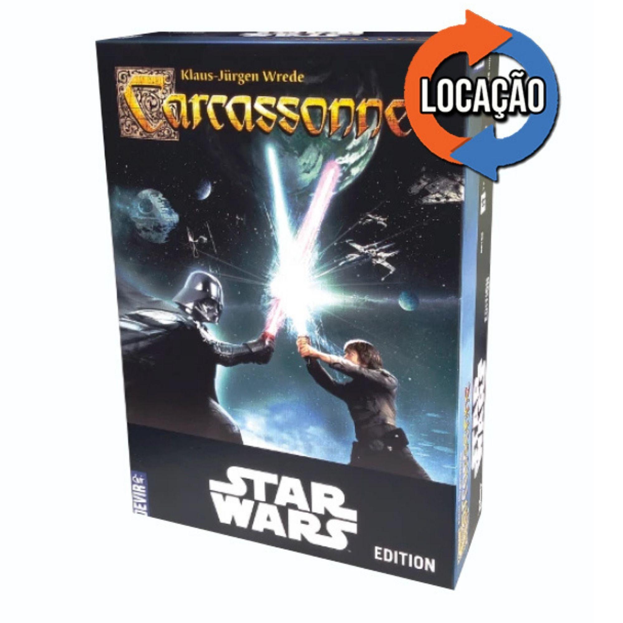 Carcassonne Star Wars (Locação)