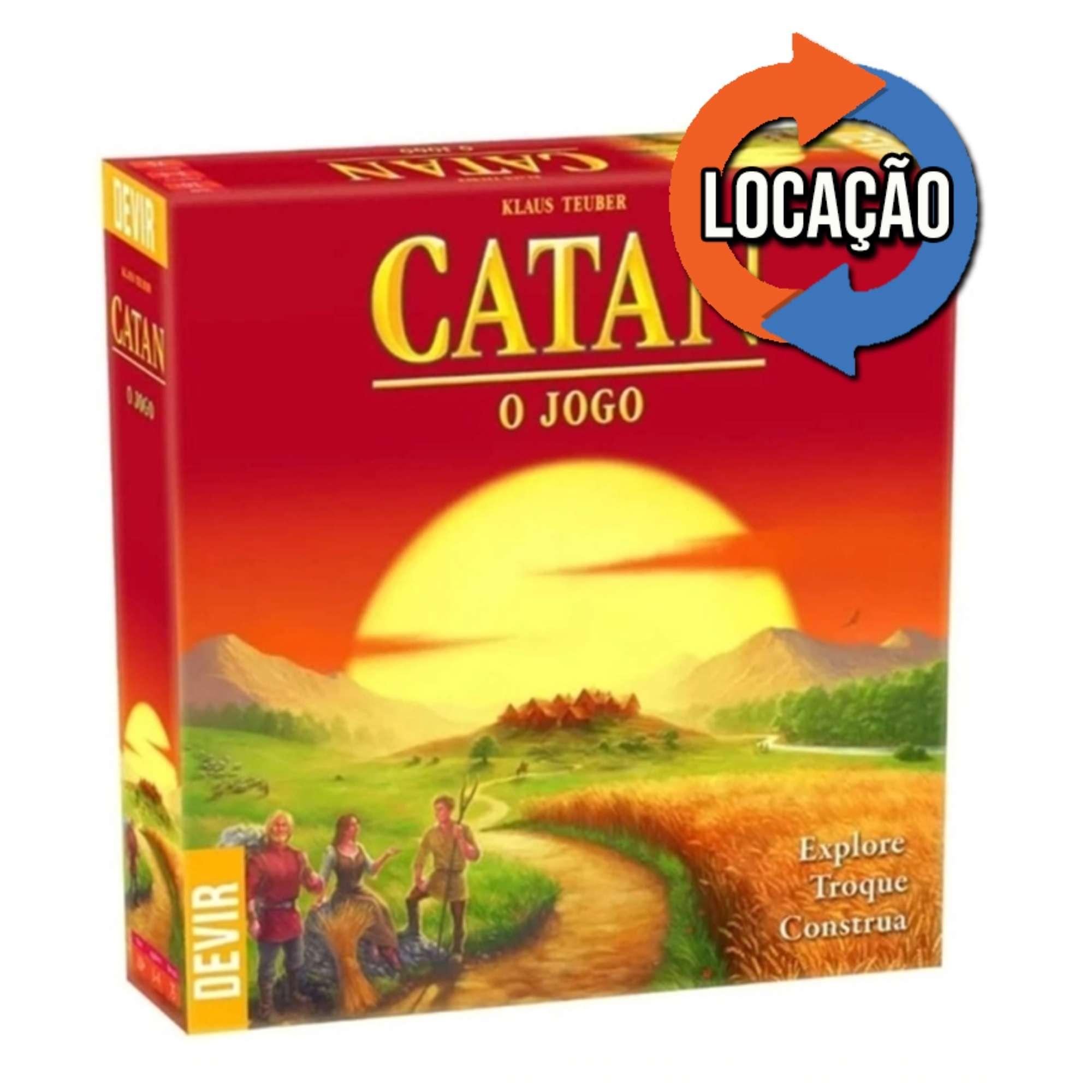 Catan - O Jogo (Locação)