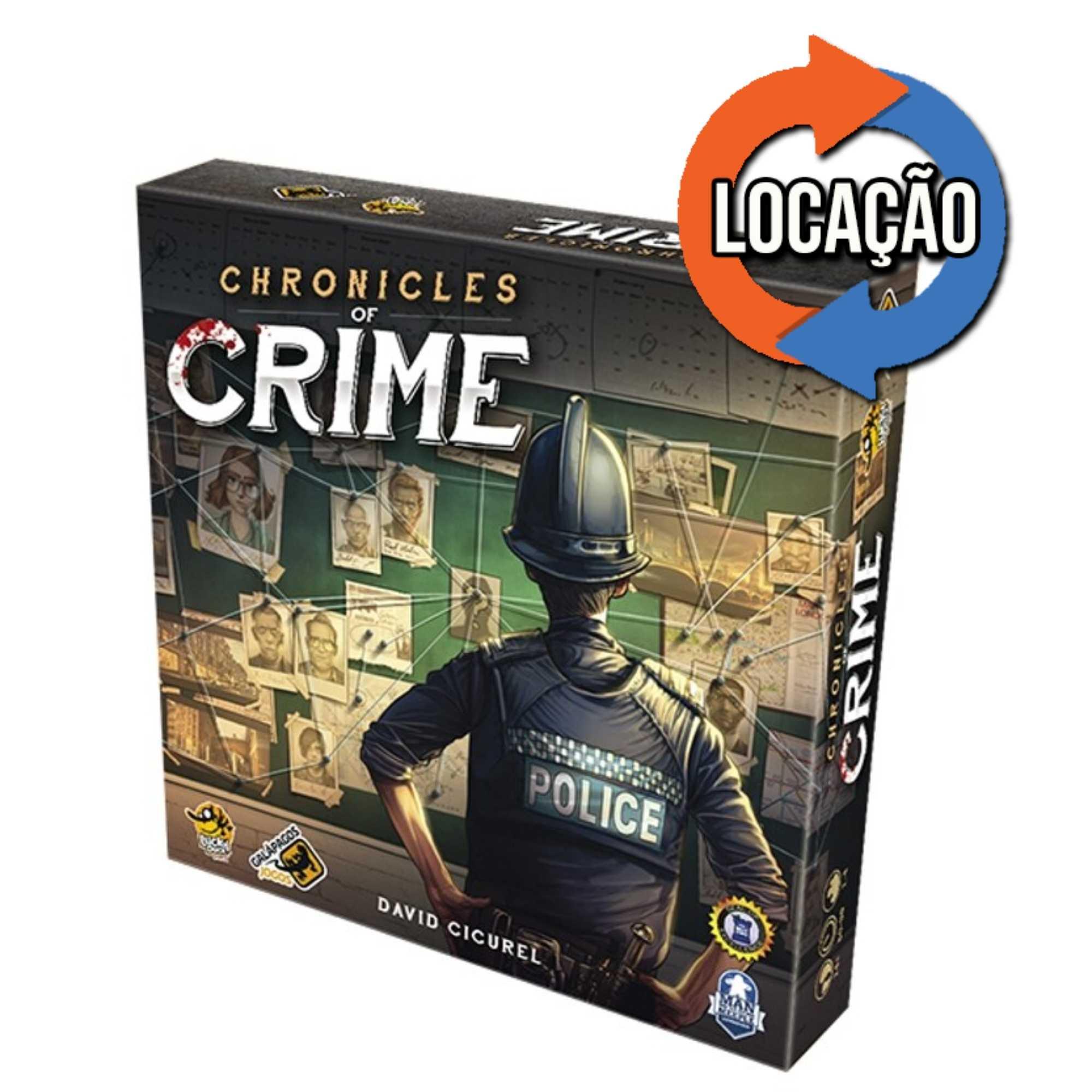 Chronicles of Crime (Locação)