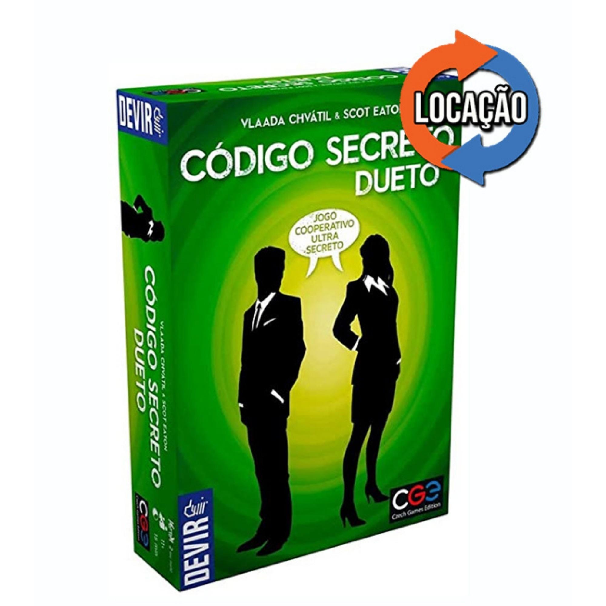 Código Secreto Dueto (Locação)