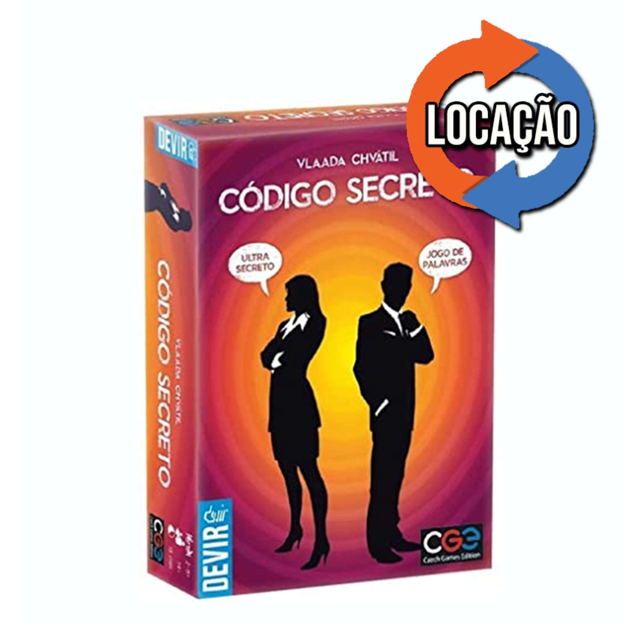 Codigo Secreto (Locação)