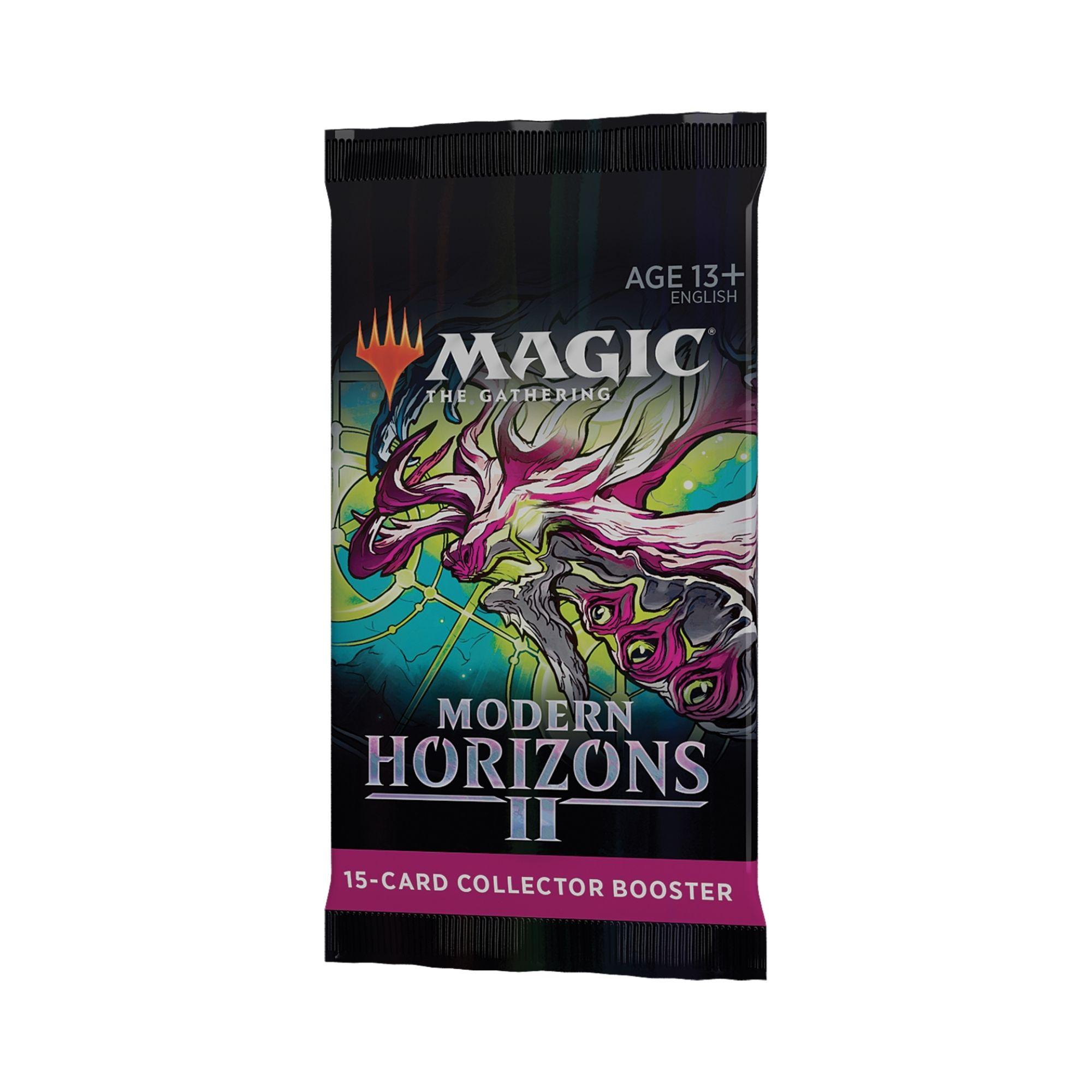 Collector Booster Avulso Modern Horizons 2 (Inglês)