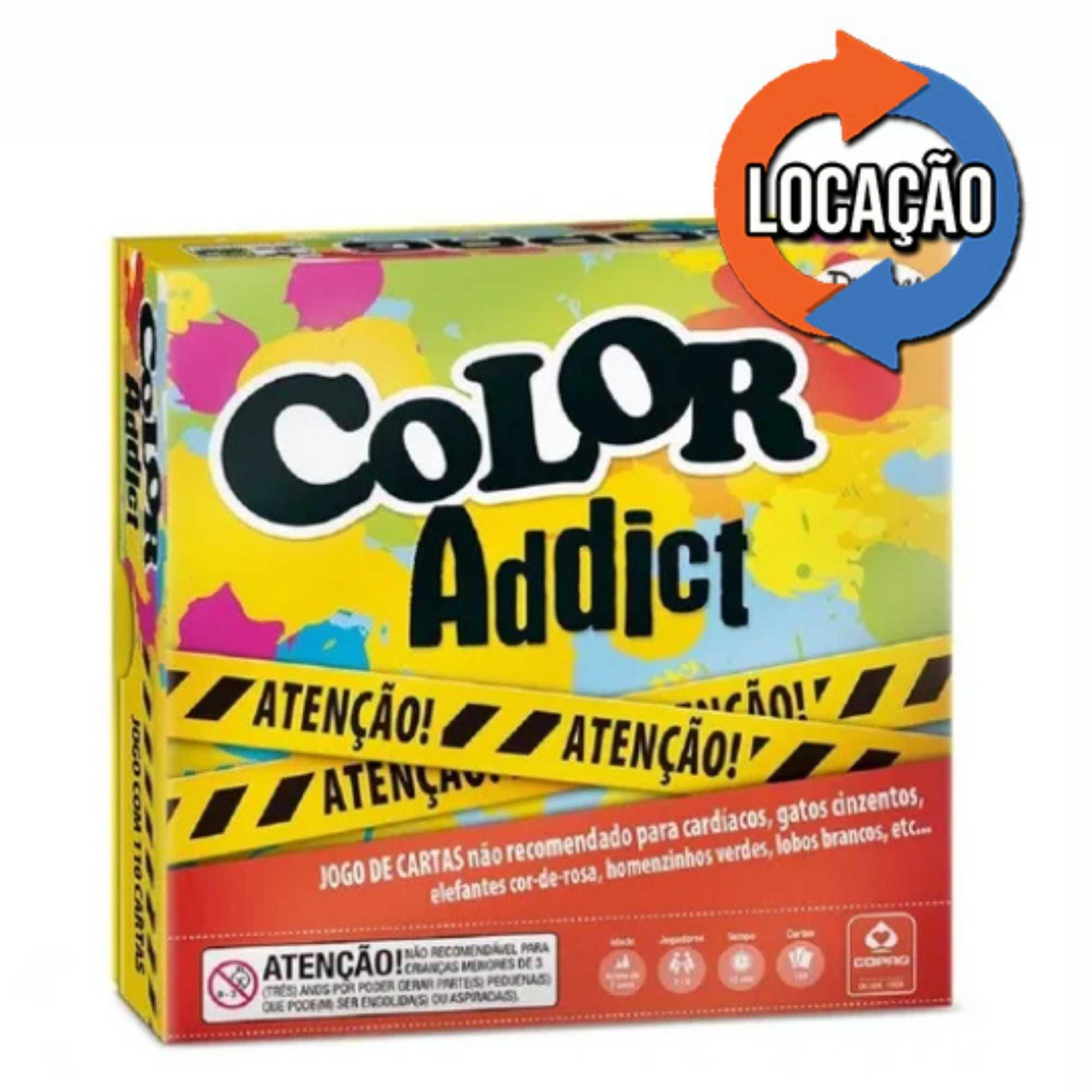 Color Addict (Locação)