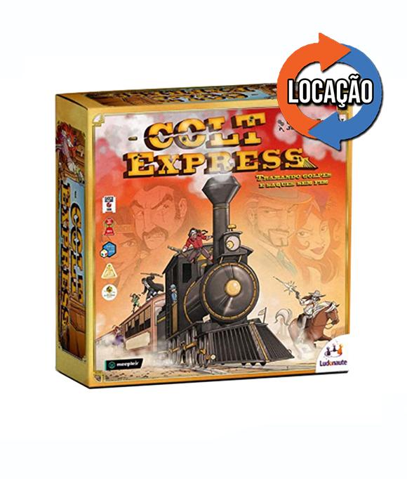 Colt Express (Locação)