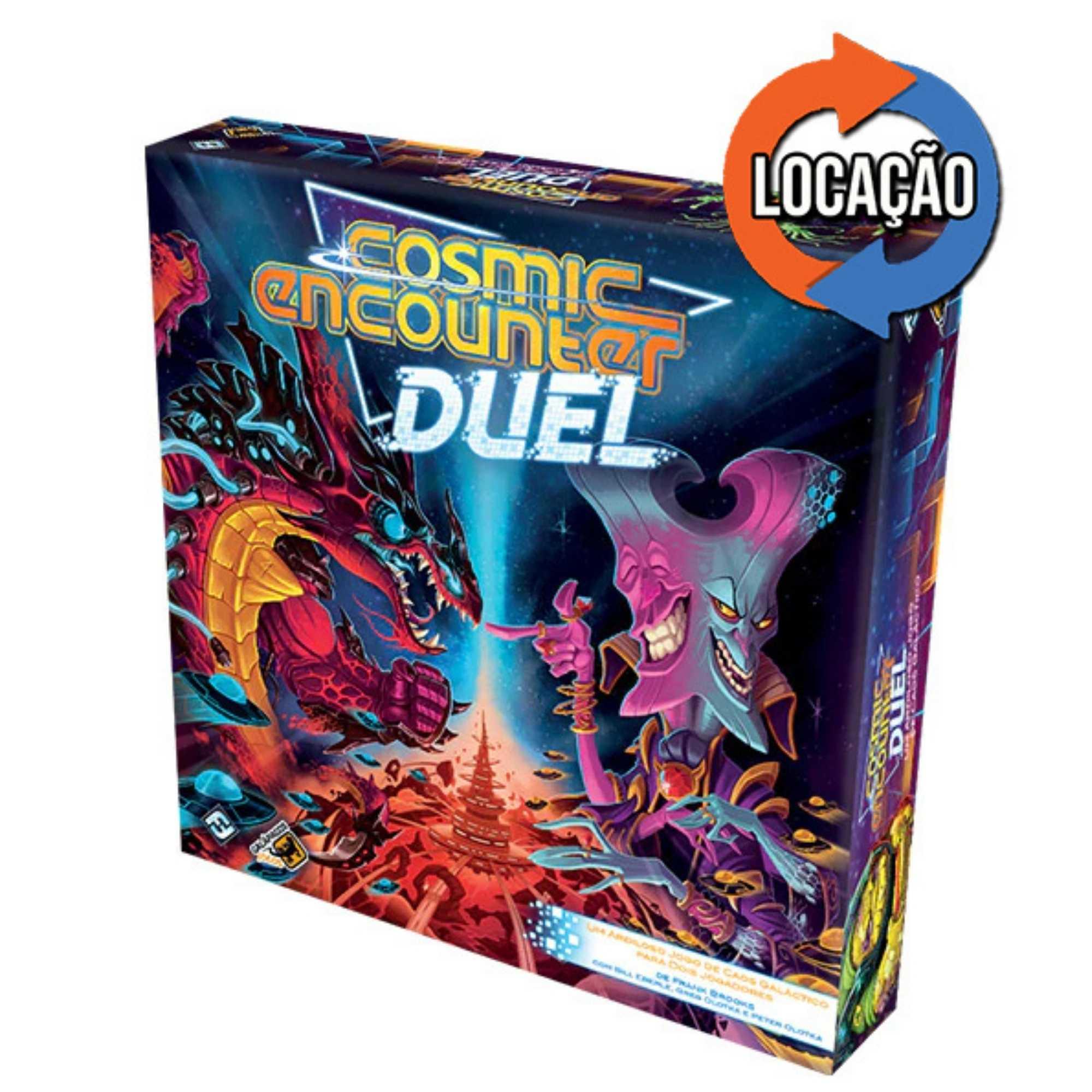 Cosmic Encounter Duel (Locação)