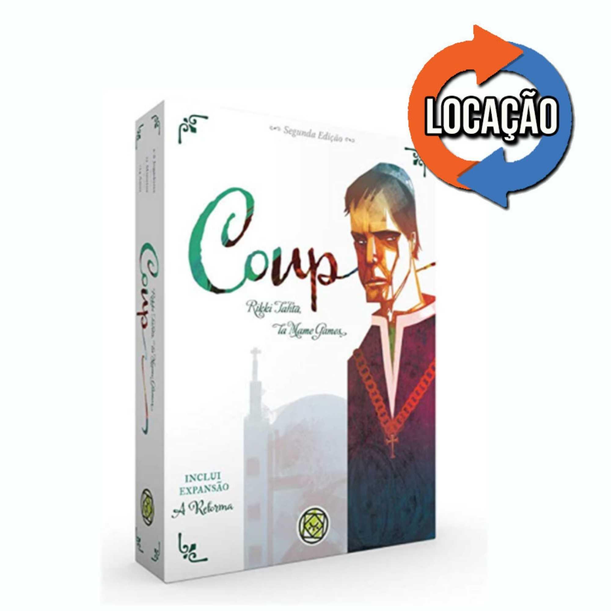Coup - 2ª Edição (Locação)