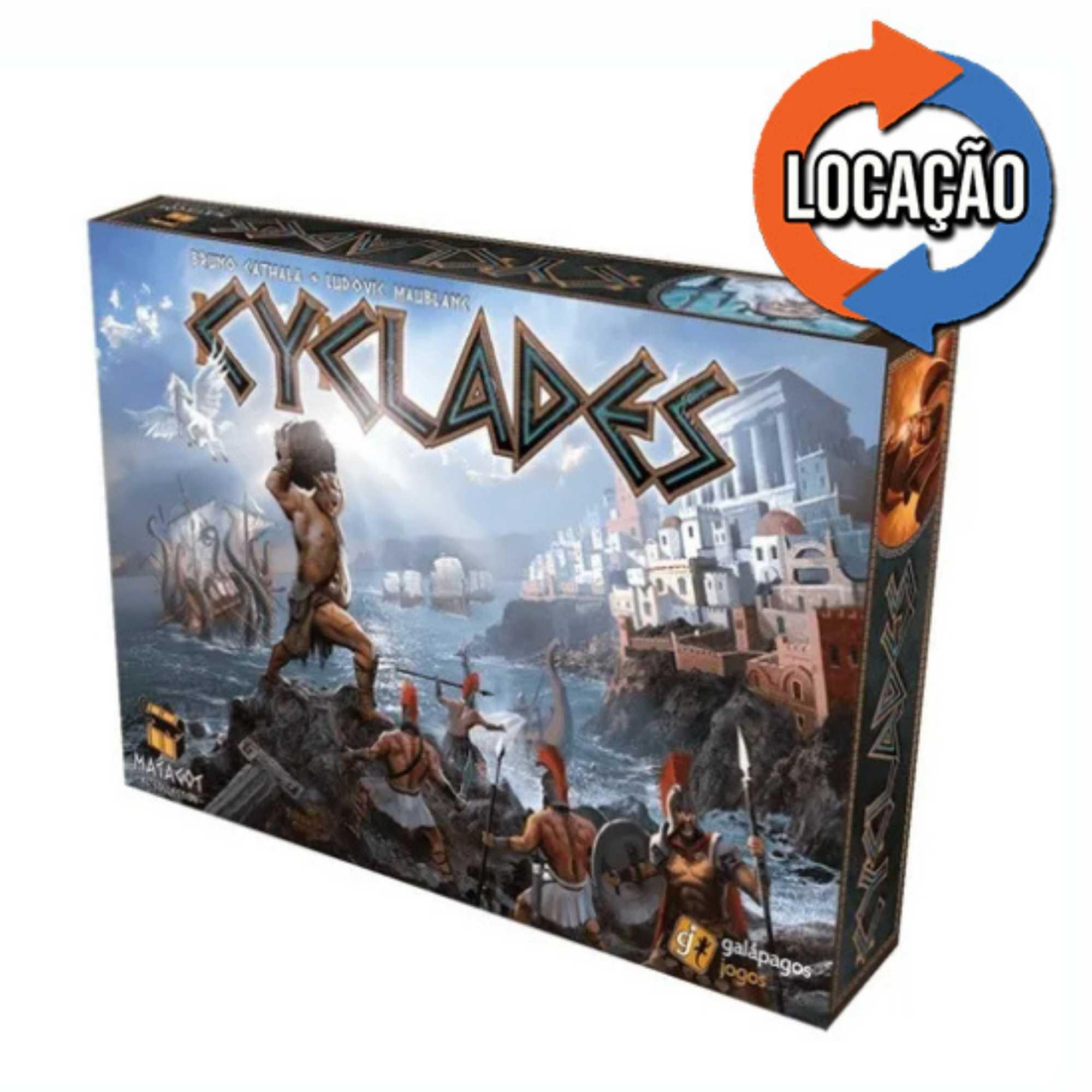 Cyclades (Locação)