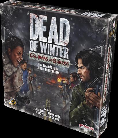 Dead of Winter : Colônias em Guerra - Expansão