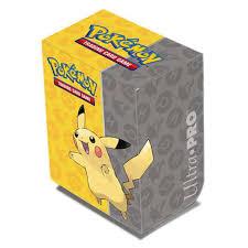 Deck Box Pikachu - Pokémon - Ultra Pro