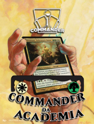Deck de Commander Trostani, Voz dos Selesnya (Acessivel) - Academia de Jogos