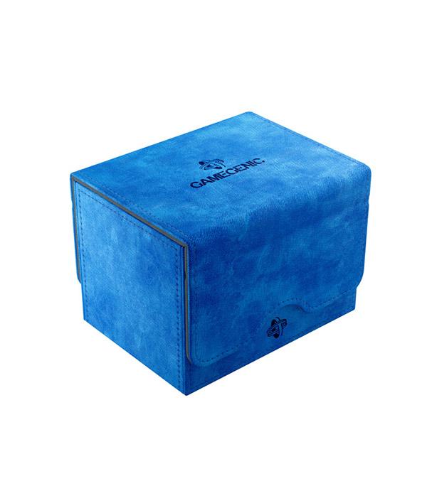 Deckbox Azul Gamegenic Sidekick 100 Conversível