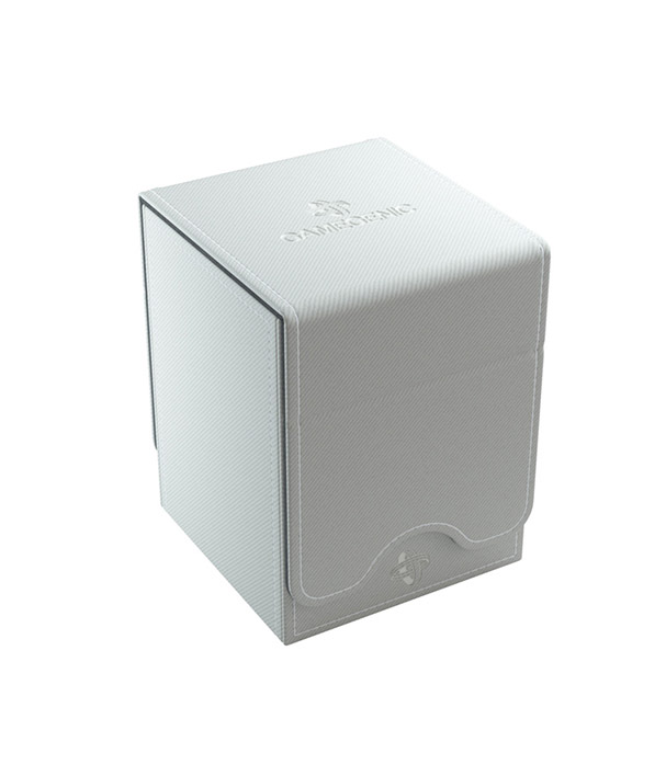 Deckbox Branca Gamegenic Squire 100 Conversível