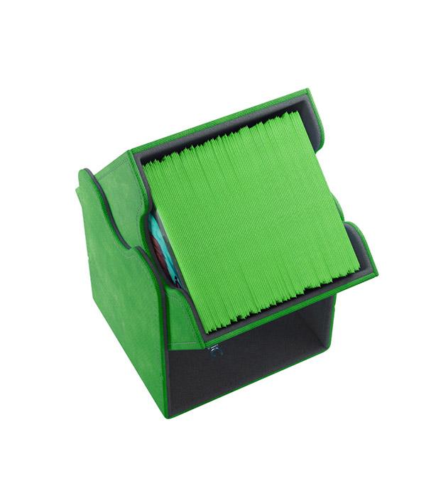 Deckbox Verde Gamegenic Squire 100 Conversível