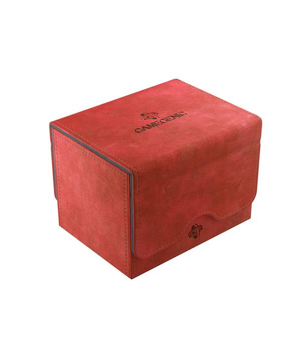 Deckbox Vermelha Gamegenic Sidekick 100 Conversível