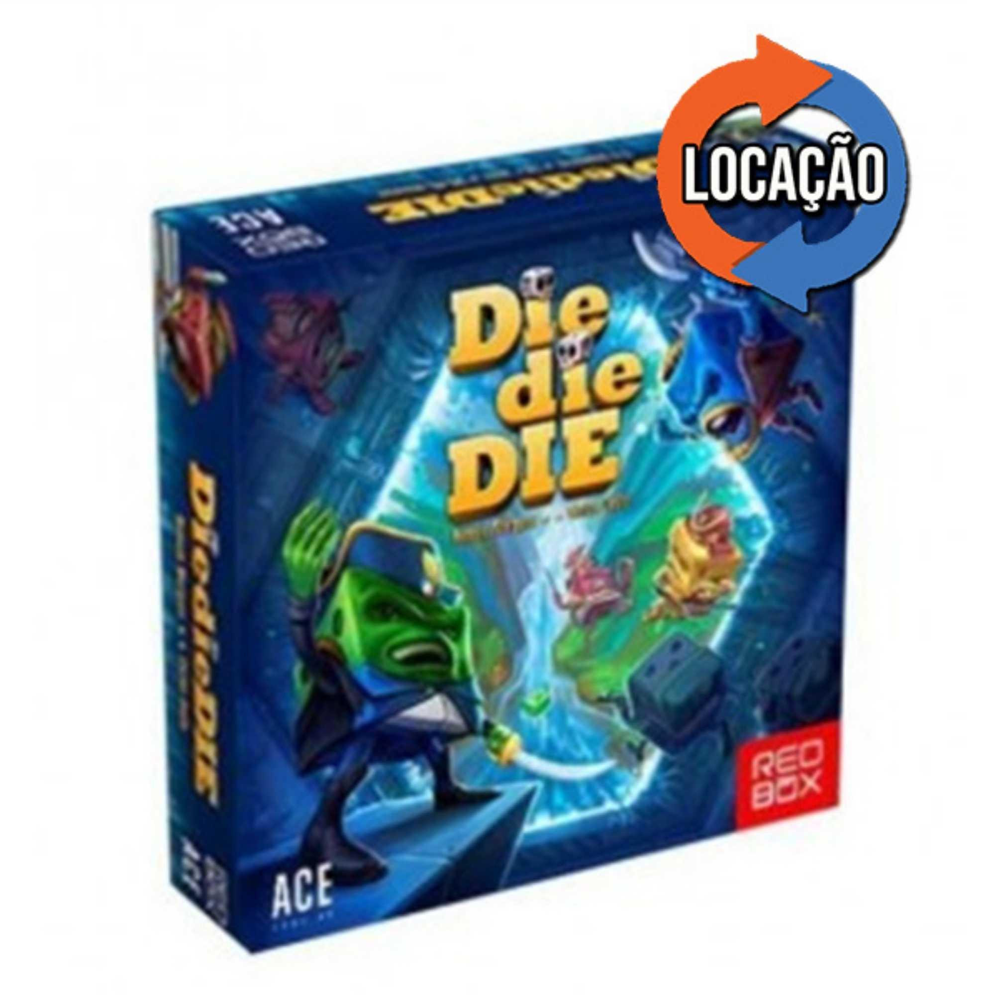 Die Die DIE (Locação)