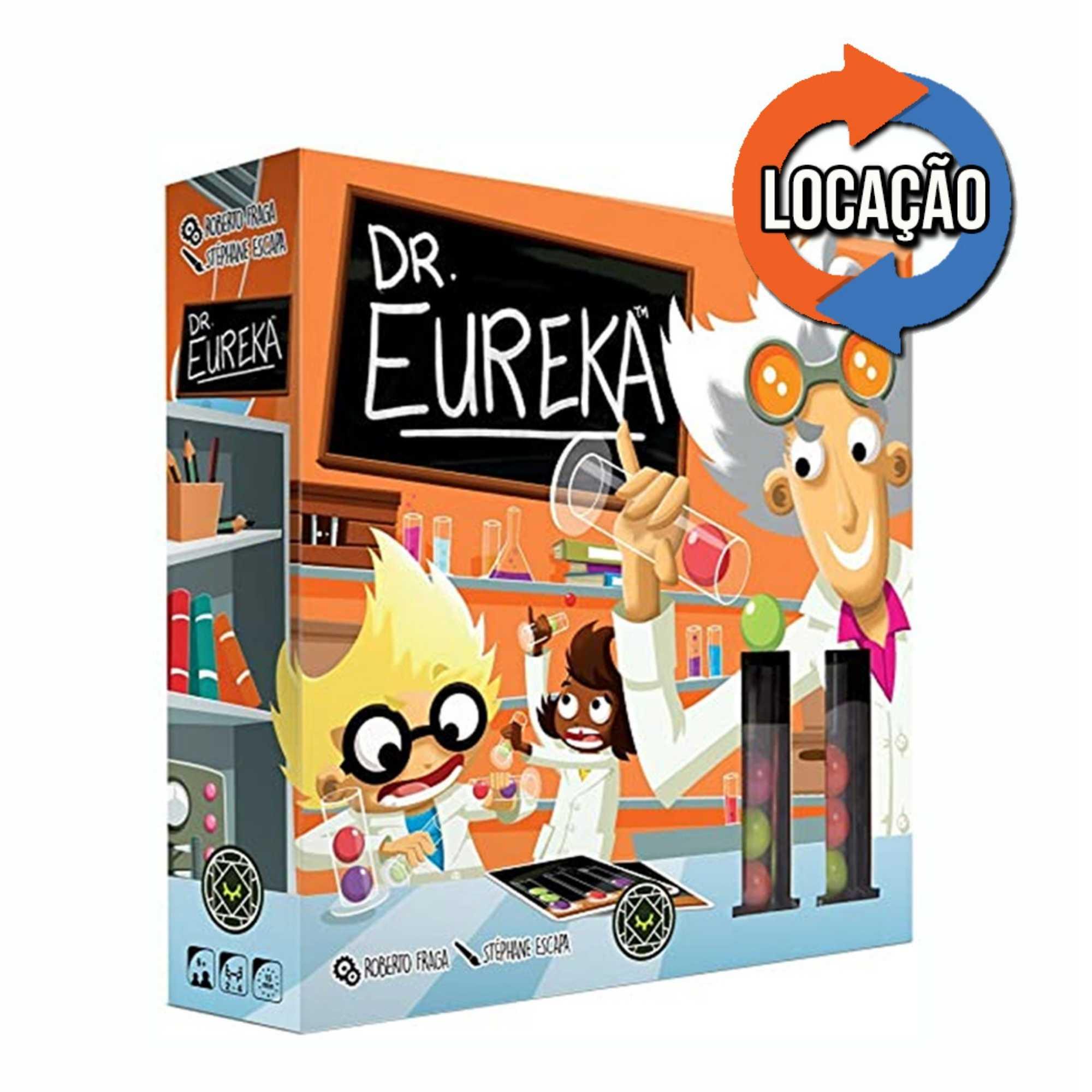 Dr. Eureka (Locação)