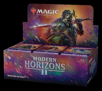 Draft Booster Box Modern Horizons 2 (Português)
