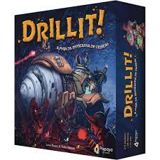 Drillit! A Fuga da Montanha de Cristal