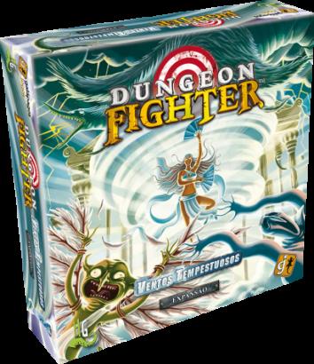 Dungeon Fighter: Ventos Tempestuosos - Expansão