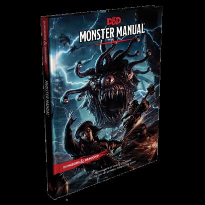 Dungeons and Dragons 5ª Edição Manual dos Monstros