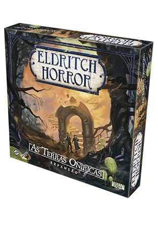 Eldritch Horror: As Terras Oníricas - Expansão