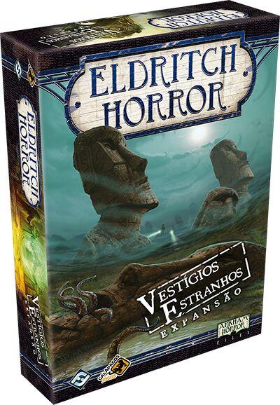 Eldritch Horror: Vestígios Estranhos - Expansão