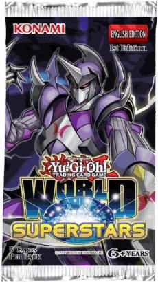 Estrelas Globais - Booster Avulso - Yu-Gi-Oh!