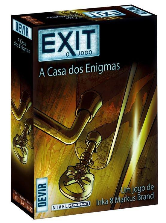 Exit, A Casa dos Enigmas